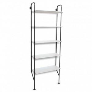 hitch-modern-bookcase-slate-legs-white-shelves-angle