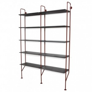 hitch-modern-bookcase-with-addon-red-smoke_1