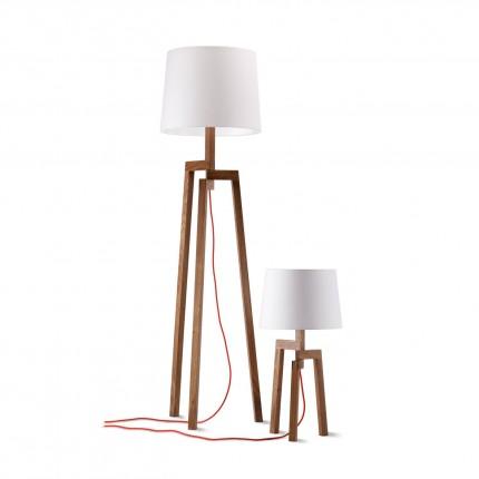 stilt modern floor lamp and table lamp 2. Black Bedroom Furniture Sets. Home Design Ideas