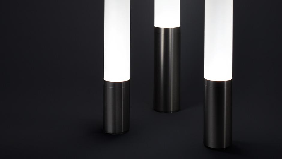 Pablo Elise 60″ Floor Lamp : Grid Furnishings