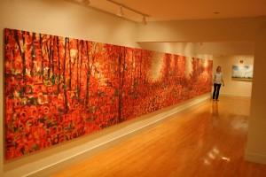 Four Panels - Kristen Bowen