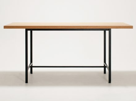 EQ3 Kendell Dining Table Oak top - Copy