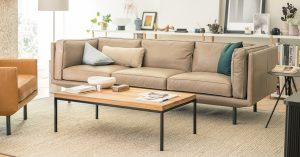 EQ3 plateau sofa collection