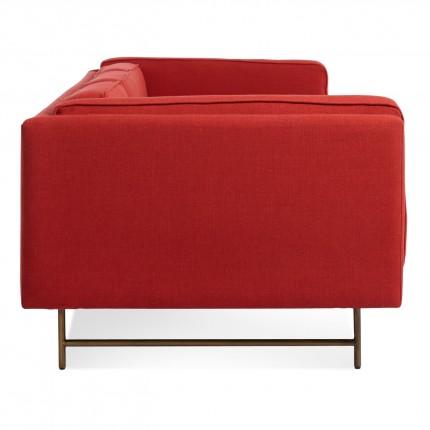 Bank 96inch Modern Sofa Side