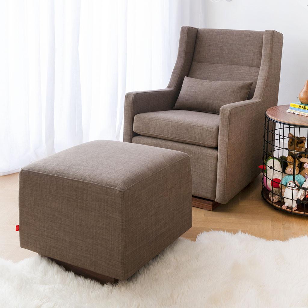 Magnificent Gus Modern Sparrow Glider Ottoman Grid Furnishings Evergreenethics Interior Chair Design Evergreenethicsorg